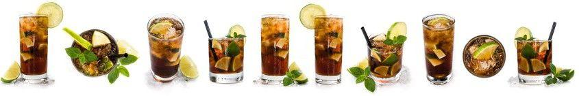 passende Gläser zu Cuba Libre Rezept