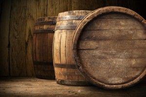 "Rum Fässer - ""Havana Club"""
