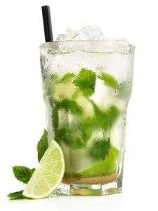 Mojito im Double Old Fashioned Glas