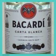 BACARDI Carta Blanca Superior Rum 1,5 l