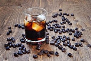 Black Russian im Tumbler