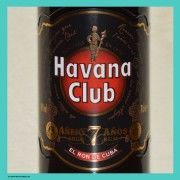 Havana Club Añejo 7 Años 0,7 l