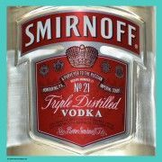 Smirnoff Red Label No. 21 1,5 l Party Flasche