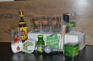 Havana Club Premium Mojito Set Verlosung 2016