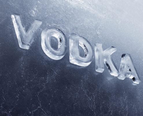 Wodka oder Vodka